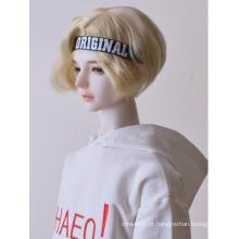 BJD Boy headband para YOSD / MSD / SD tamanho boneca articulada