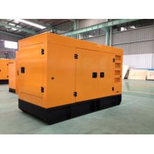 Звукопоглощающий дизельный генератор 50кВА