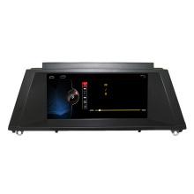 Hla Car One DIN DVD Player for BMW X5 BMW X6 Radio GPS Navigation Aux Video Bt Phone Book MP5/SD/USB Reversing Tracks