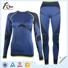 Costumes Custom Customized Skins Seamless Base Layer Suit for Women