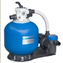 High Speed Swimming Pool Sand Filter Cylinder