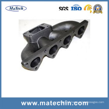 Factory Custom Precise Iron Casting for Turbo Exhaust Manifold