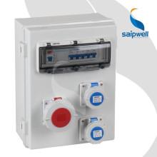 SAIP / SAIPWELL Высококачественная водонепроницаемая розетка Распределительная коробка
