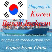 Грузовые перевозки логистические услуги морские перевозки экспедитор перевозка груза из Китая в Корею