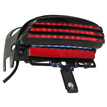 Integrated Tri-Bar LED Motorcycle Tail Light for 2008-2012 Harley Davidson