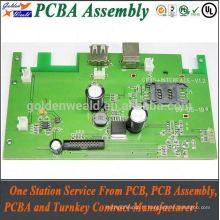 pcba fabricant à shenzhen PCB clonage PCB copie PCB fabrication fabrication pcba fabrication et assemblage