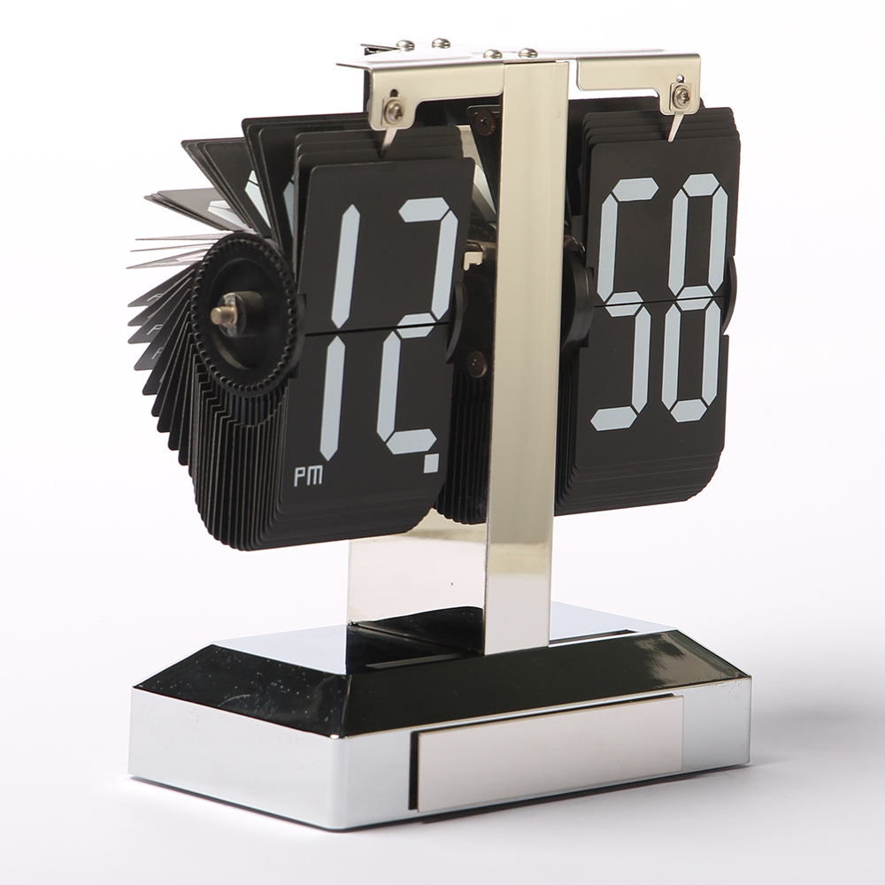Flap Display Clock