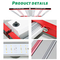 Eficiente LED Grow Light Far Red IR