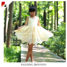 girls champagne lace princess ballet dress
