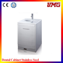 Touch Type Medical Dental Laboratory Furniture Cabinet