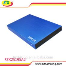 2.5 USB 2.0 HDD Case External Hard Disk Case