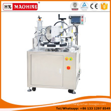 Rotary Plastic Ointment 5 Vial Tube Filling and Sealing Machine