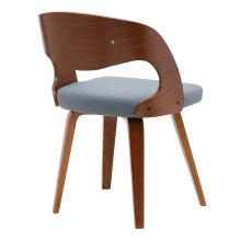 Dining Restaurant Leisure Chair Italian Wood Chairs