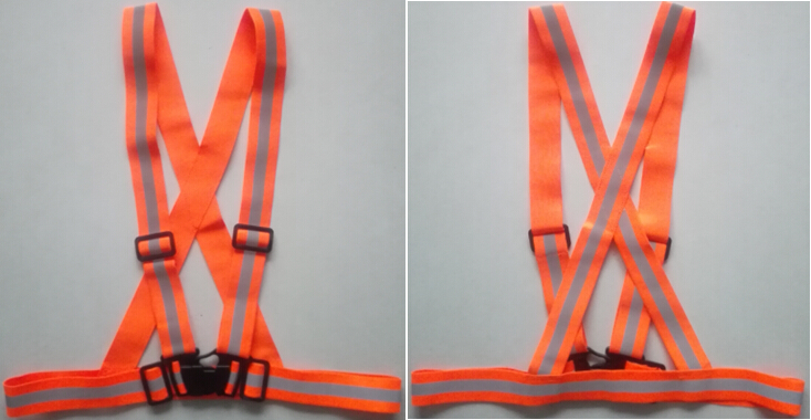 Orange Safety Belt