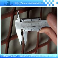 Grillage expansé d'acier inoxydable utilisé dans la décoration