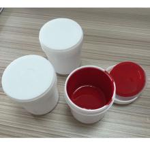 Impresión de pantalla de color blanco con tinta de globo