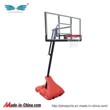 Alta qualidade carrinho de aro de basquetebol móvel à venda