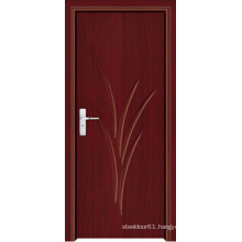 Interior PVC Door Made in China (LTP-8006)