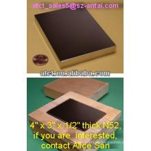 Leistungsstarke starker Magnet / große Magnet-Blatt