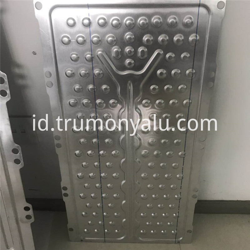 Aluminum Water Cooling Plate0