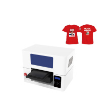 Digitale A3 Flatbed DTG T-shirtprinter