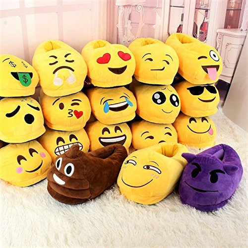 Emoji Slippers5