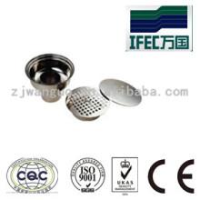 Drainage sanitaire en sol en acier inoxydable (IFEC-FD100001)