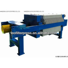Leo Filterpresse Filterplatte und Rahmenfilterpresse