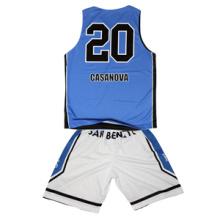 Basketball Jerseys/ Custom Basketball Mesh Jersey/ 2015 Latest Design Basket Ball Wear