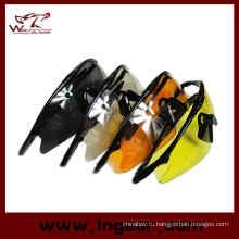 X100 Airsoft очки Открытый очки спортивные безопасности изумленный взгляд