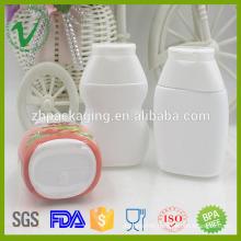 Enhance empty unique plastic bottle for juice packaging