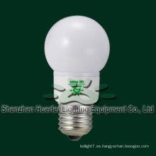 Bombilla LED 12V 1.5w, 18LEDs, reemplazar 8w incandescente