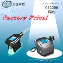 Machine de Cryolipolysis de perte de poids pour le salon de beauté (CRYO6S)