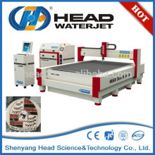 Hydraulic power system cnc water jet cutting machines for granite
