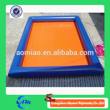 best quality 0.9mm PVC inflatable swimming pool for selling