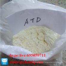 Prohormones Steroids Atd / 1, 4, 6-Androstatriene-3, 17-Dione CAS 633-35-2 for Bodybuilding Supplement