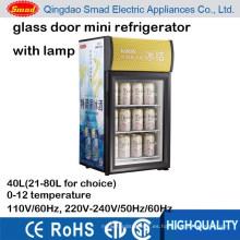 Mini refrigerador portátil budweiser 40 L 110 v 220 v