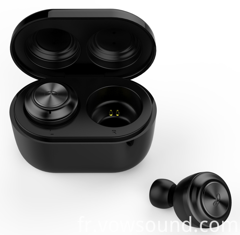 Bluetooth Headphones 5.0 True Wireless Earbuds