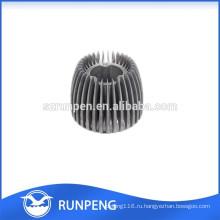 Высокое качество алюминий литье светодиодные светильники радиатора