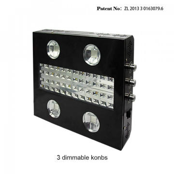 Dimmable Iron LED Grow Light