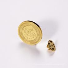 Designer Custom High-end Metal Brooch Pins Vintage Badge