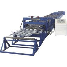 Decking floor roll forming machine line
