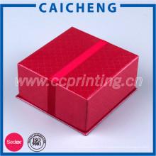 Bijoux nouvellement emballage carton glissant boîte-cadeau de papier en gros
