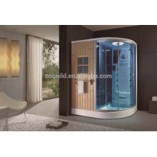 K-705 Commerce assurance foshan joindre amende massage bain à remous vapeur sauna salle de douche