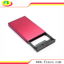 2.5 inch Aluminum laptop hard drive enclosure