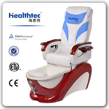 Great Offer Magnetic Jet Pump Whirlpool Pedicure Chair Glass Bowl