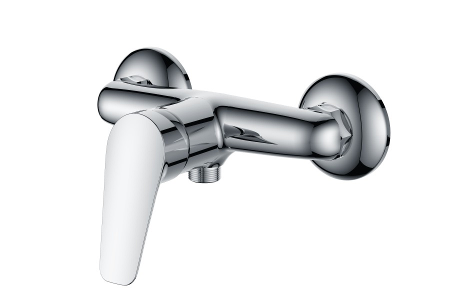 Single-Handle Shower Faucet Touch-Clean Chrome mixer
