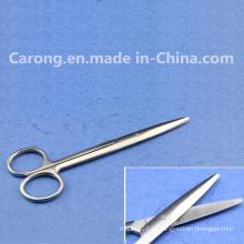 Tesoura cirúrgica de alta qualidade com CE aprovado Cr421