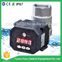 """1 """"Inch Time Control Vanne d'eau de vidange automatique en acier inoxydable"""