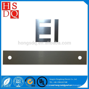 JiangSu Supply EI Lamination Non-Oriented For Lighting Ballast